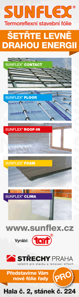 Sunflex - boční banner