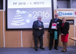 Vítěz soutěže PF 2016 - Lindab s.r.o.